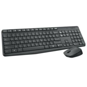 Ensemble clavier souris USB wireless MK235