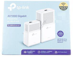 Kit CPL AV2 1000 Wifi ac 750 + 1 adapt. AV1000