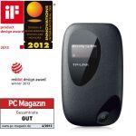 Routeur sur batterie 3G LTE Wifi n 150Mbits
