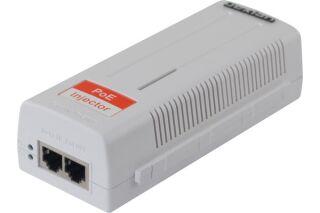 injecteur poe gigabit 802.3af 15,4W