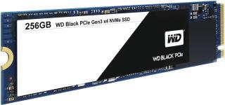 SSD WD Black 256 Go PCIe - Format M2 2280