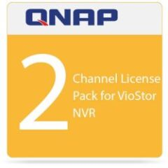 Licence NVRPRO 2 channels pour VS 2100/4100/6100