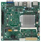 Carte mère SuperMicro A2SAV-L Atom E3940 dual lan