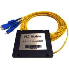 Splitter GEPON x 4 PLC 1260 à 1650 nm