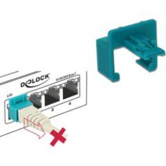 Pack de 20 clip de sécurisation RJ45 + clé