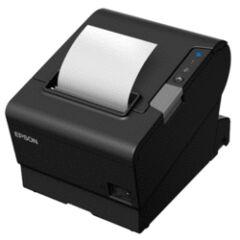 Impr. tickets caisse TM-T88VI noire USB & ETH