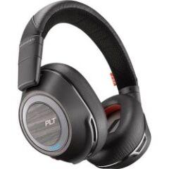 Casque Bluetooth Voyager 8200 UC USB-A Noir