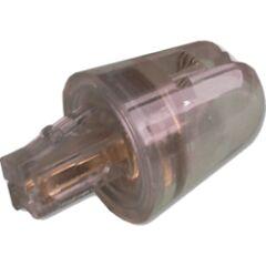 Plug anti-torsion téléphonique RJ9
