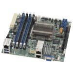 Carte mère SuperMicro X10SDV Pentium D1521 2 Lan