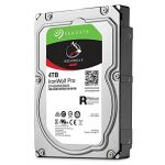 "Disque dur 3""1/2 Sata III 4To 128Mo IronWolf Pro"