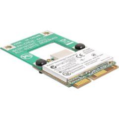 Adaptateur Mini PCI-E half size vers full size