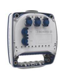 Boîtier de connexion weatherproof IP66