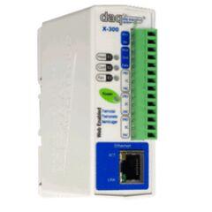 WebRelay 3S 3A + 1 capt température alim 9-28Vdc