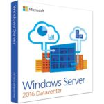 Windows 2016 Server Datacenter 64 bits OEI 24 Core