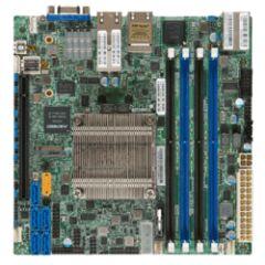 Carte mère SuperMicro X10SDV Xeon D1541 4 Lan