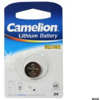 Pile bouton CR1632 3V Retail