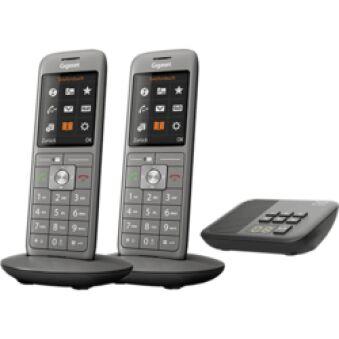 Téléphone Répondeur Duo DECT Gigaset CL660