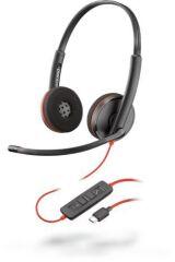 Casque Blackwire C3220 stéréo USB type C