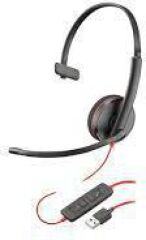 Casque Blackwire C3210 mono USB type A