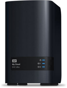Serveur Nas My Cloud EX2 8 To