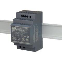 Alim 24V 60W pour Switch Indus, Format Rail-DIN