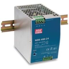 Alim 48V 480W pour Switch Indus, Format Rail-DIN