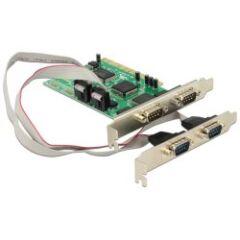 Carte série PCI 4 ports RS232 DB9