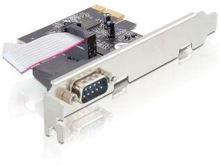 Carte PCI Express 1 port série RS232 Dual Profile