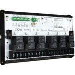 Module 6 sorties relais, 6 entrées numériques