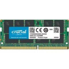 16GB DDR4 2400 MT/s (PC4-19200) CL17 DR x8 ECC SO