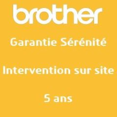 Garantie Sérénité 5 ans Intervention sur site