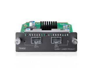 Module 2 x SFP+ pour switch série T3700/2700