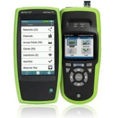 Kit testeur AirChek G2 + LinkRunner AT 2000