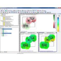 Logiciel analyse AirMagnet Survey Pro