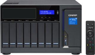 Serveur NAS TVS882BR-i5-16G 8 baies