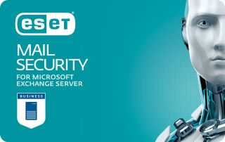 ESET Mail Security pour MS Exchange 11-25 1 an