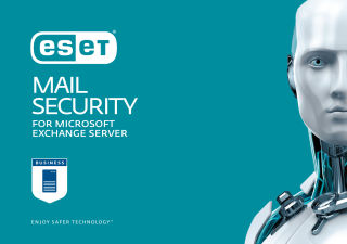ESET Mail Security MS Exchange 1000-1999 3 ans