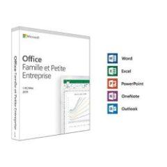 Microsoft Office Famille /Petite Ent. 2019 1PC/MAC