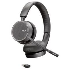 Casque convergence Duo Bluetooth Voyager B4220