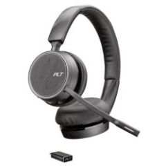 Casque convergence Duo Bluetooth Voyager B4220C