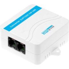 Convertisseur pour connecter 2x Pt100 > 1Wire RJ11