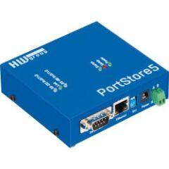 PortStore5 Serial port buffer vers Ethernet