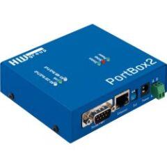PortBox 2 RS232/485 vers Ethernet converter