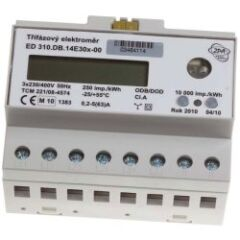 Mesure de courant 3 Phases 380V M-Bus max 63A