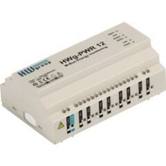 12 M-Bus vers IP data collector Web & SNMP