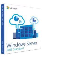 Windows 2019 Server Standard 64 bits DVD 24 Core