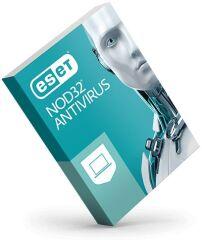 NOD32 Antivirus �dition Multiposte 5-10 3 ans