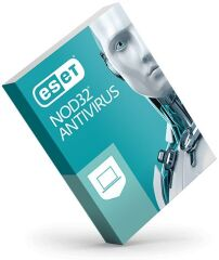 NOD32 Antivirus �dition Multiposte 11-24 1 an Ren
