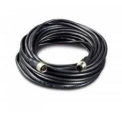 Câble M12 5 contacts A-Coding vers M12F 10m
