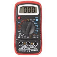Multimètre numérique jusqu'à 500V avec mémoire